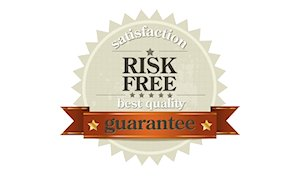 Winslips Risk Free Guarantee Label