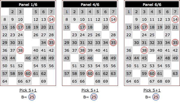 USA Powerball lottery system reduction November 9 2019